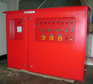 Automatic control panels for fire fighting pumpsets control for to keep the fire fighting pumps battle ready in case of fire breakout control panel incorporates hydrant sprinkler jockey booster along with asfbconference2016 Images