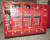 Automatic control panels for fire fighting pumpsets control for to keep the fire fighting pumps battle ready in case of fire breakout control panel incorporates hydrant sprinkler jockey booster along with asfbconference2016 Image collections
